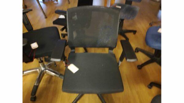 Kontorsstol Begagnad nätrygg #1060 - Stockholms Kontorsmöbler