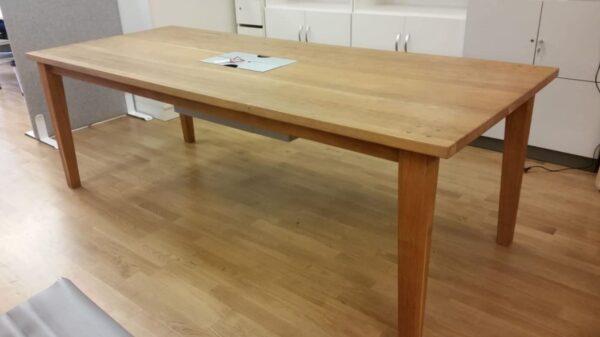 2st Konferensbord med förvaring  1st Konferensbord utan förvaring #4017 - Stockholms Kontorsmöbler