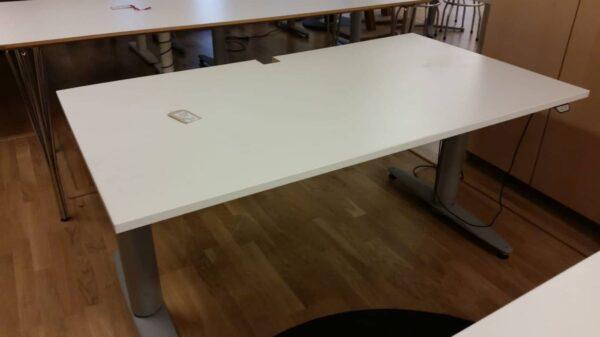 Höj och sänkbart skrivbord #4010 - Stockholms Kontorsmöbler