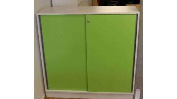 Förvaring i Vitt och grönt från Kenson #5020 - Stockholms Kontorsmöbler