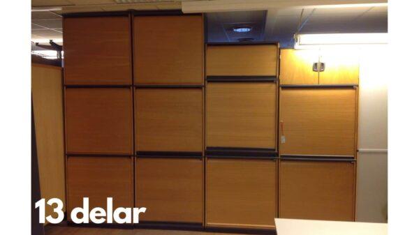 Förvaring från Kinnarps #5022 - Stockholms Kontorsmöbler