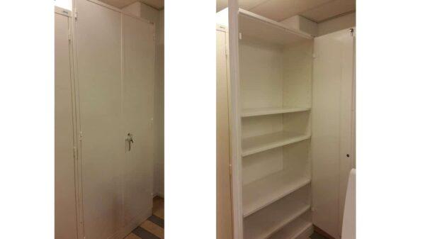 Plåtskåp #6015 - Stockholms Kontorsmöbler