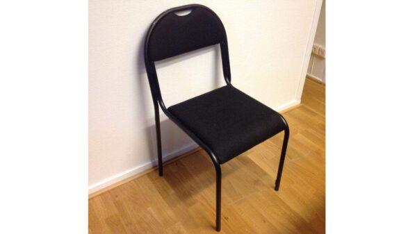 Konferensstol svart #3037 - Stockholms Kontorsmöbler