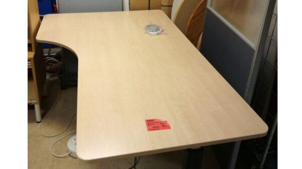 Höj och sänkbart skrivbord #4043 - Stockholms Kontorsmöbler