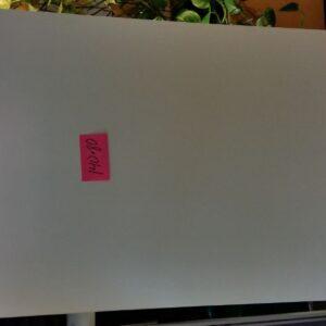 Vit skrivbordsskiva